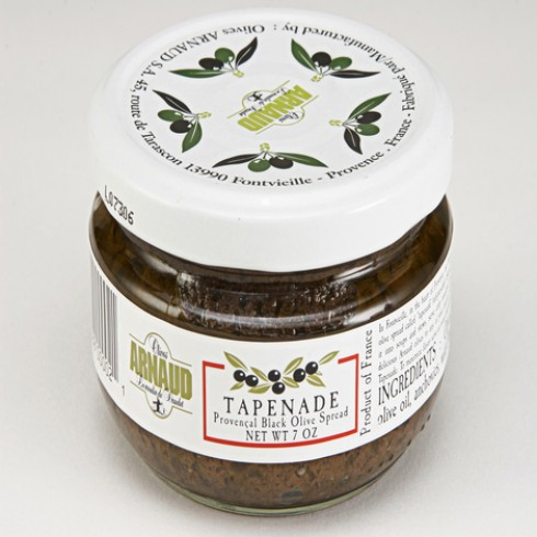 ARNAUD BLACK OLIVES TAPENADE