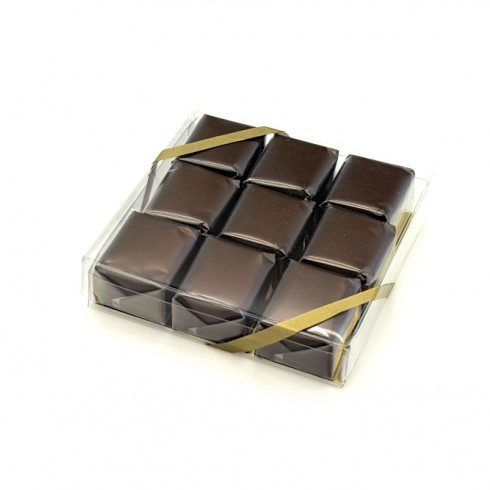 PARIS CARAMELS 9 PCS- CHOCOLATE BUTTER CARAMELS