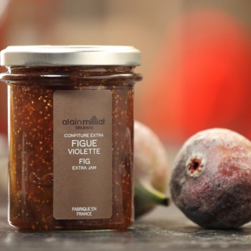ALAIN MILLAT PURPLE FIG JAM
