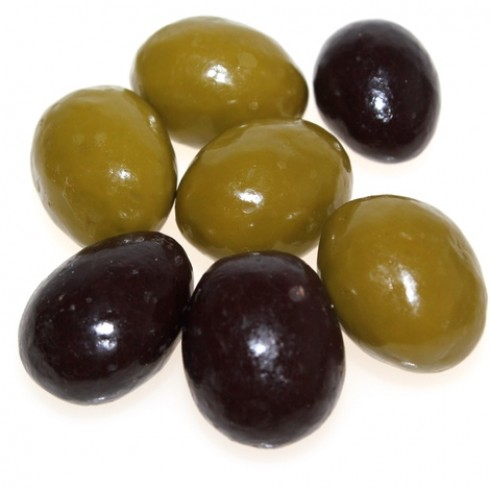 PECOU CHOCOLATE OLIVES