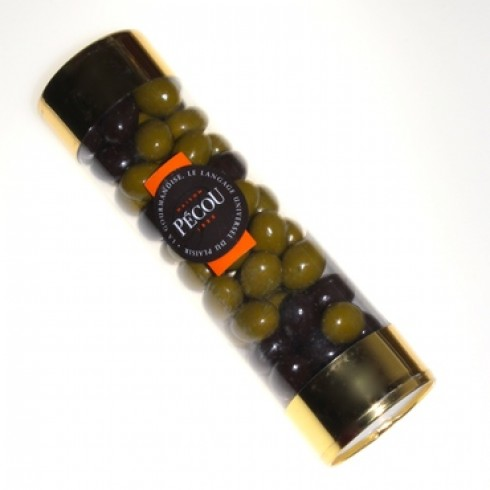 PECOU CHOCOLATE OLIVES TUBE
