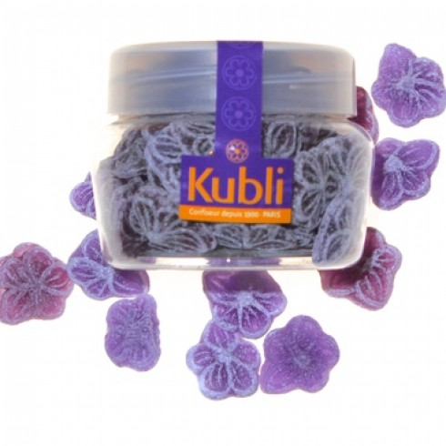 KUBLI VIOLET CANDY IN A PET JAR