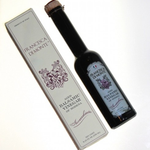 AGED BALSAMIC VINEGAR OF MODENA - INVECCHIATO OPERA BOTTLE GIFT BOX