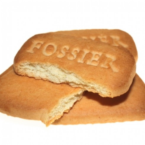 FOSSIER CHAMPAGNE CORK COOKIES