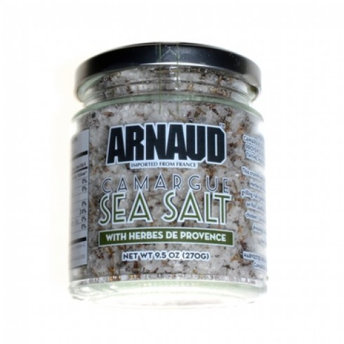 SEA SALT WITH HERBES DE PROVENCE