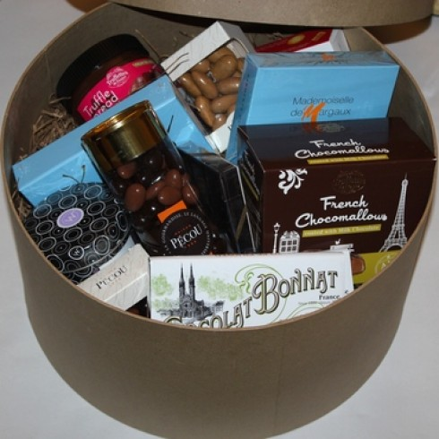 CHOCOLATE LOVER GIFT SET
