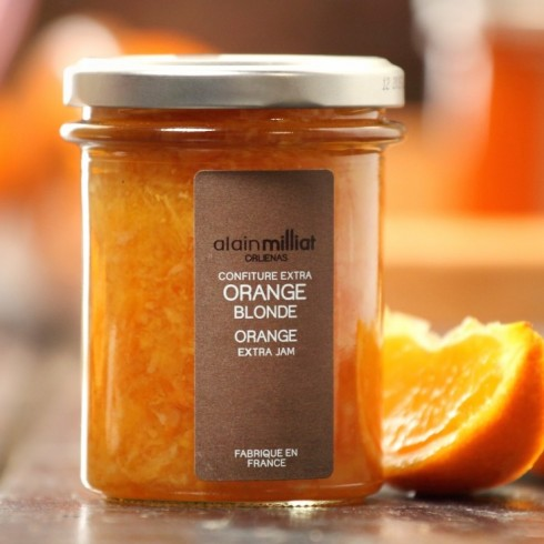 ALAIN MILLAT BLOND ORANGE JAM